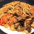 Spaghetti a mi maniera