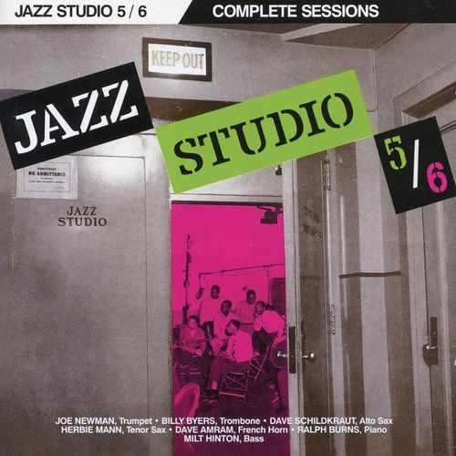John Graas - 1955-57 - Jazz Studio Vol