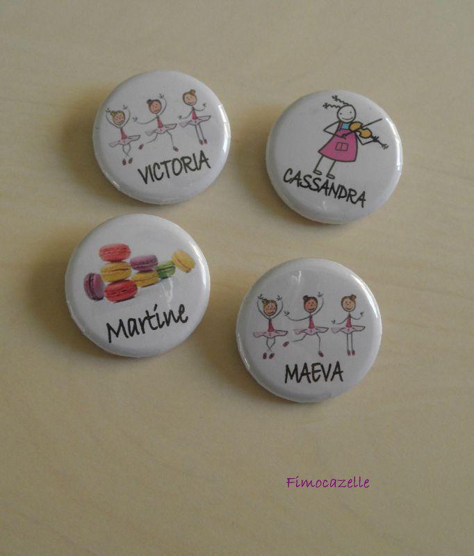 badges martine