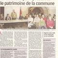 A.G. de l'Association du <b>Patrimoine</b> de <b>Château</b>-<b>Arnoux</b>/Saint-Auban