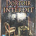 <b>Dortoir</b> Interdit de Serge Brussolo