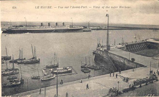 Longtemps avant Port 2000, le dernier avant-port historique du Havre, contre vents et marées… mais pas seulement !