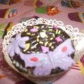 <b>Décoration</b> de <b>cupcake</b> au salon createlier