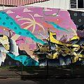 Polynésie française - papeete fresque 8