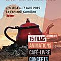 Le festival du film d'aventure vécue se déroulera au coeur du village du <b>Fontanil</b>-Cornillon