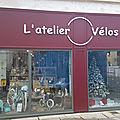 L'atelier Vélos Argenton-sur-Creuse <b>Indre</b>