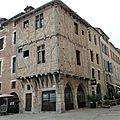 Maison médiévale, Cahors