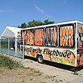 Île de Rügen, food truck(Allemagne)