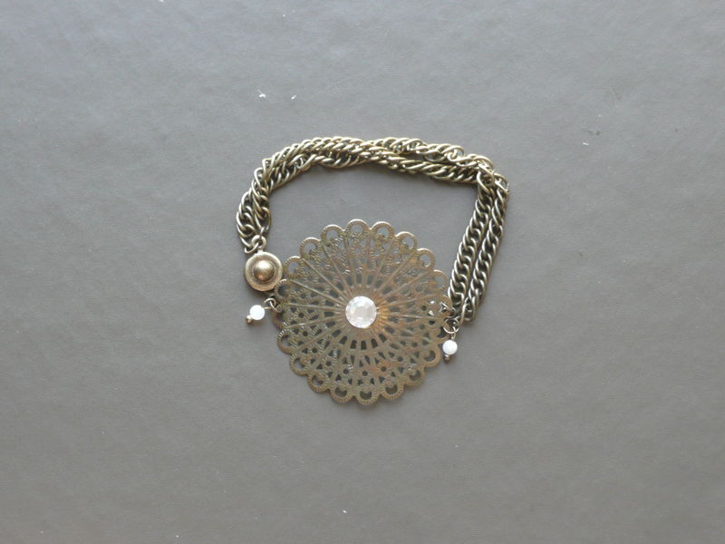 Bracelet Blossom Rosace