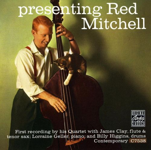 Red Mitchell - 1957 - Presenting Red Mitchell (Contemporary)