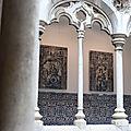 Le musée de l'azulejo à <b>Lisbonne</b> est vraiment superbe.