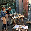 Stage peintures à la craie annie sloan