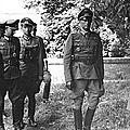 1944 - les galipettes du général feuchtinger aident le debarquement allie