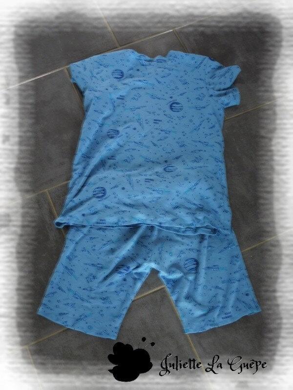 pyja court fusée bleu2