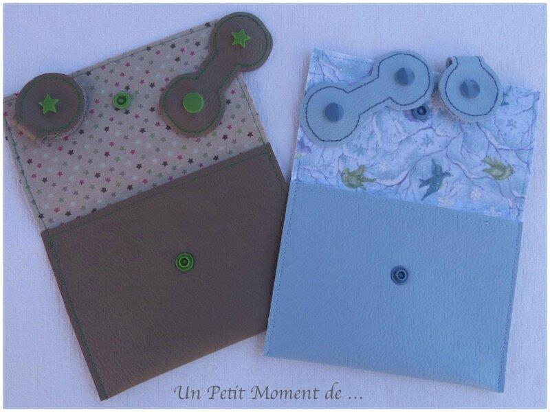 Pochette pour carte grise 5