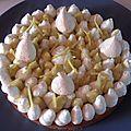 Fantastik façon tarte au citron meringué / kosmik citron/fraise ... ou mickalak mon <3