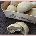 Petit pains express au graine de pavot