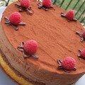 Gâteau royal au chocolat