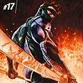 Valiant Comics Ninjak