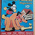 Mickey Mouse 1937 - BD 16