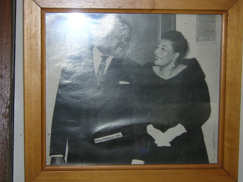 Oscar peterson et Ella Fitzgerald
