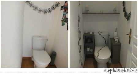 DECORER SOI MEME LES TOILETTES - Photo de 5 - TUTOS/DIY DECO ...
