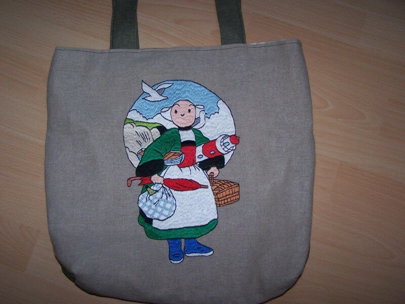 sac de cathy