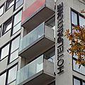 Bruxelles...hôtel pantone ♥♥♥♥♥