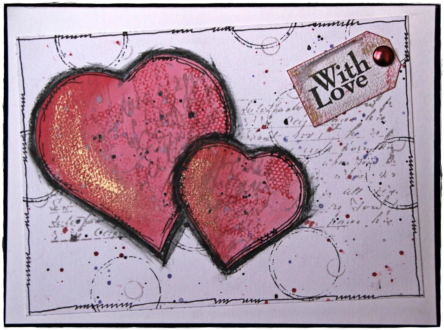 Saint Valentin.
