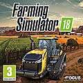 Test de <b>Farming</b> Simulator 18 - Jeu Video Giga France