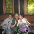 Soirée Karaoké avec Mark (canadien) et Tomasz (polonais)