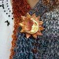 Et hop, encore un coloris en Flower <b>bed</b>, et des p'tites mousses pour l'automne!