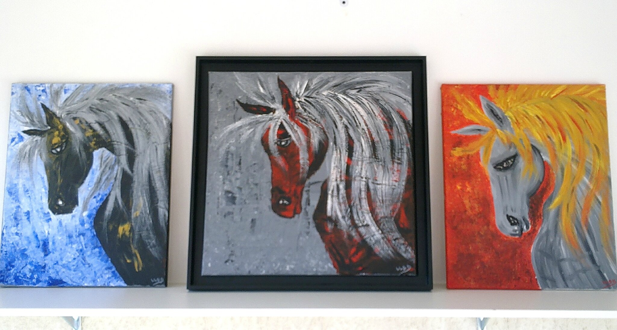 2014 l'année du cheval !