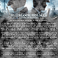Sherlock holmes ii - a game of shadows