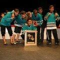 L'équipe de Courbet (Trappes), vainqueur du tournoi