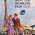 Vintage <b>Seattle</b> - 1962 Century Exposition