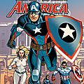 Marvel Now Captain America Steve Rogers