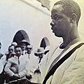 Ahidjo en 1948