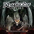 Dark wings of steel, le trailer du prochain album de rhapsody of fire