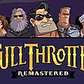 Le jeu Full Throttle Remastered est dispo sur <b>iOS</b>