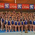 Coupe Départementale FSCF, les 2 et 3 avril 2016 à Lyon