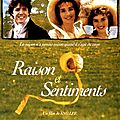 Raison et Sentiments (Ang Lee)