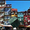 Porto : Ribeira's quarter