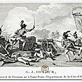 SAINT-SEINE-L'ABBAYE (21) BORDEAUX (33) - GEORGES-JOSEPH <b>DUFOUR</b>, GÉNÉRAL DE DIVISION (1758 - 1820)