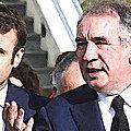 Modèle social français : François Bayrou veut plus de <b>natalité</b> et (un peu) plus d'immigration