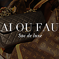 Contrefaçons Sac à main : Louis vuitton, Michael Kors, Chanel...