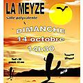 - GROUPE DE DANSE COUNTRY - LA MEYZE (87)