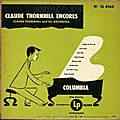 Claude Thornhill and his Orchestra - 1950 - Encores (Columbia)