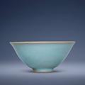 A small Jun-glazed bowl, Song-Yuan dynasty (960-1368)