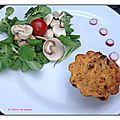 Terrine de thon et tomates